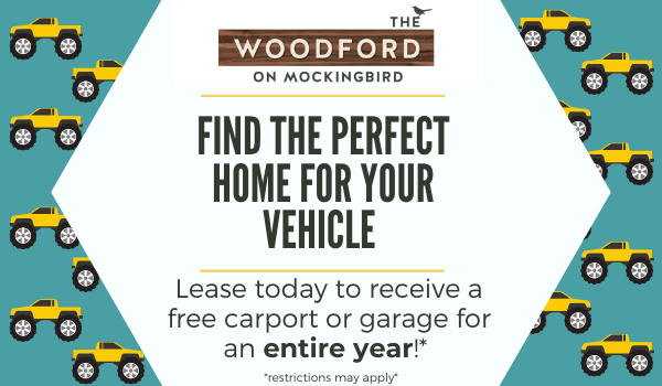 Woodford on Mockingbird